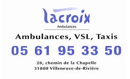Ambulance Lacroix